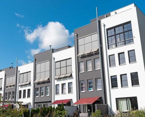 Edilizia residenziale e pubblica