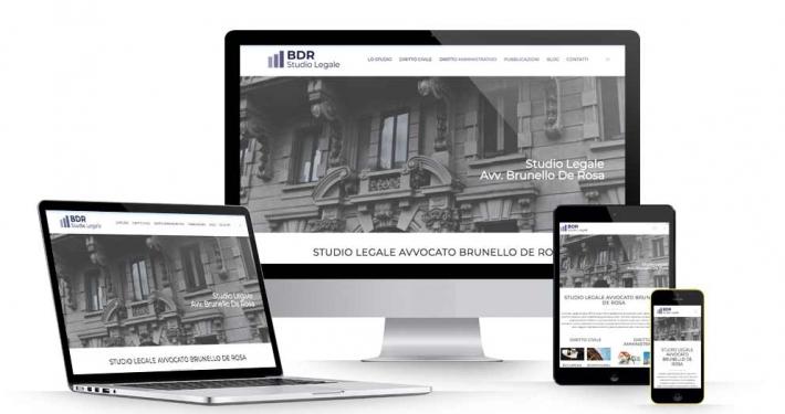 Nuovo sito web De Rosa