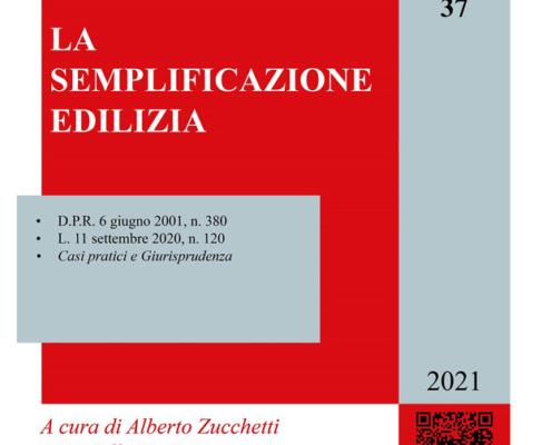 Semplificazione Edilizia Studio Legale Milano